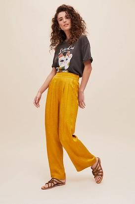Suncoo Gini Wide-Leg Trousers