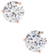 Nordstrom Women's 8Ct Tw Cubic Zirconia Stud Earrings