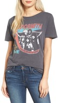 Junk Food Clothing Women's Aerosmith Tee