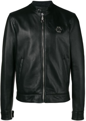 Philipp Plein Original Moto jacket