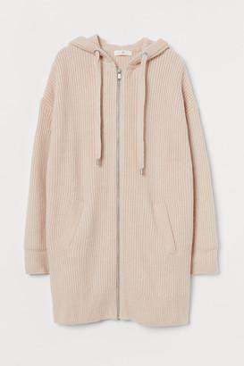 H&M Zip-through cardigan