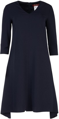 Max Mara V-Neck Dress