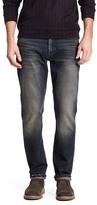 "Lucky Brand 121 Heritage Slim Straight Leg Jean - 30-34"" Inseam"