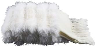 Safavieh Alexi Faux Fur Bed Runner Throw