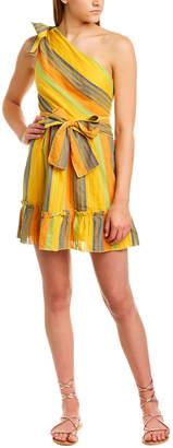 Talulah One-Shoulder A-Line Dress
