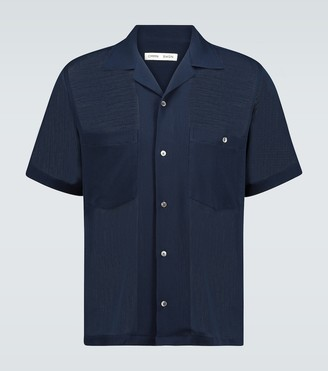 Cmmn Swdn Dexter short-sleeved shirt