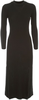 Maison Margiela Wool Midi Dress
