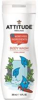 Green Baby ATTITUDE Body Wash - 12 oz