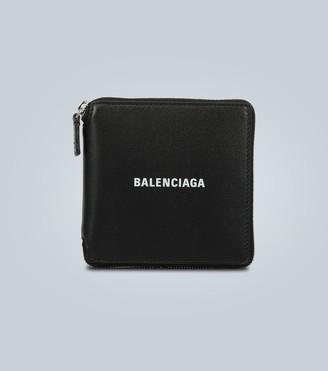 Balenciaga Cash square wallet