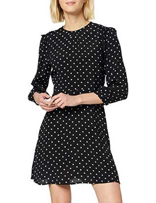 Warehouse Women's Spot Mini Dress Casual