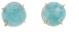 Melissa Joy Manning Hemimorphite Druzy Stud Earrings