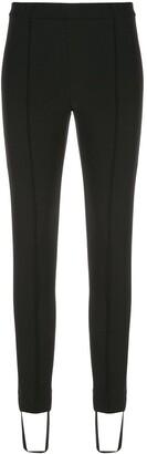 Givenchy elastic waist leggings