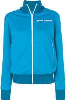 Palm Angels classic zipped sweatshirt