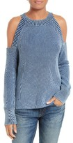 Rag & Bone Women's Dana Cold Shoulder Sweater
