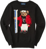 Ralph Lauren Polo Bear Cotton Sweater