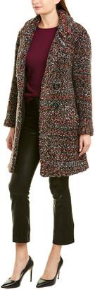 DREW Moby Wool-Blend Coat