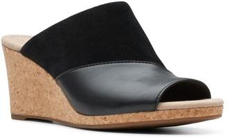 Clarks Lafley Wave Women's Wedge Sandals