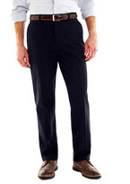 JCPenney St. John's Bay Worry Free Flat-Front Pants
