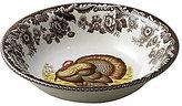 Spode Woodland Harvest Turkey Ascot Cereal Bowl
