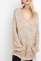 Easel Hoodie Sweater