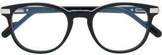 Cartier Round Frame Glasses