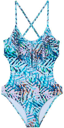 Pilyq Laser Cut Out One-Piece