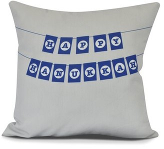 The Holiday Aisle Banner Day Euro Pillow The Holiday Aisle
