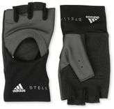 adidas by Stella McCartney Stella McCartney black training gloves