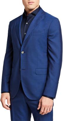 Boglioli Men's Two-Piece Wool Suit