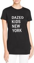DKNY Dazed Kids New York Graphic Tee