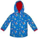 Stephen Joseph Nautical Raincoat in Blue