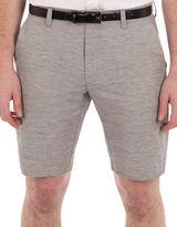 Ben Sherman Tonic Cotton-Linen Shorts
