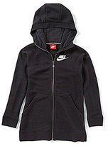 Nike Big Girls 7-16 Sportswear Modern Hoodie