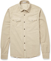 Tomas Maier - Slim-fit Cotton-corduroy Shirt