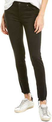 AG Jeans The Legging 2 Years Black Essence Super Skinny Ankle Cut