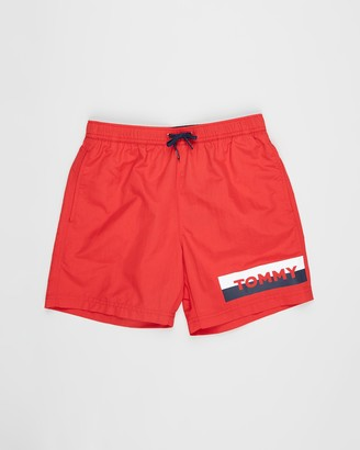 Tommy Hilfiger Medium Drawstring Boardshorts - Teens