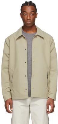 The Very Warm Khaki Seam Sealed Jacket