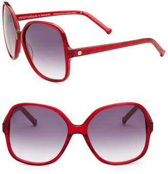 Colors In Optics Orifina II Rounded Square Sunglasses