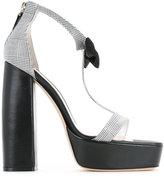 Olgana - platform sandals - women - Leather - 36