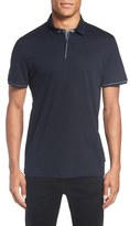 Ted Baker Sergio Zip Polo