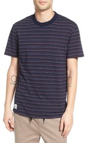 NATIVE YOUTH Men's Pevensey Stripe T-Shirt