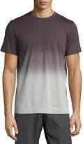 Theory Gaskell N Dip-Dye Crewneck T-Shirt