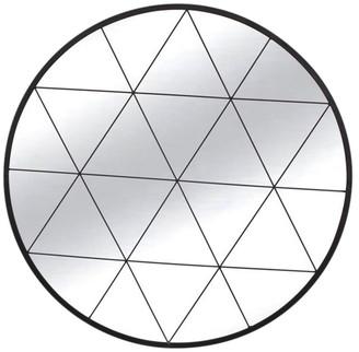 Sagebrook Home Metal Frame Wall Mirror