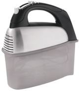 Hamilton Beach 6 Speed Classic Hand Mixer with Case - Stainless 62650