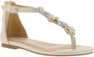 Badgley Mischka Cara Sky Embellished Sandal