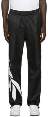 Reebok Classics Black Team Track Pants