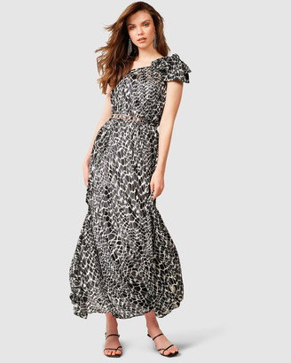 SACHA DRAKE - Women's Black Dresses - Edith Dress - Size One Size, 14 at The Iconic