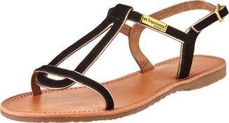 Les Tropéziennes Women's Habuc Sling Back Sandals