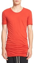 Rick Owens Men's Draped T-Shirt