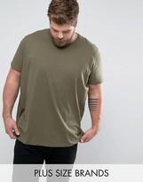 Burton Menswear Plus Crew Neck T-shirt